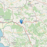 Scossa tellurica di 3.2 in provincia di Salerno